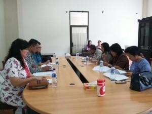 Hearing Komisi III DPRD Tomohon dengan instansi terkait