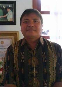 Drs Jhony Ronsul, Kadis Kelautan Mitra
