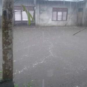 Banjir di Silian Raya