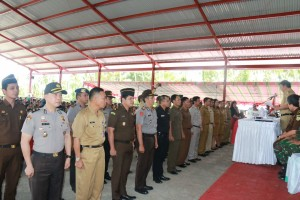 Pelantikan Saber Pungli Mitra