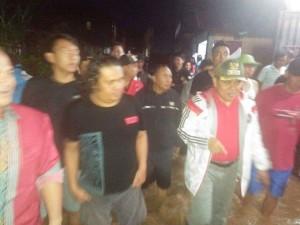 JWS Berikan Bantuan bagi Korban Bencana Alam di Minahasa
