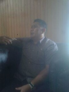 Kadis Dispora Minahasa Siby Sengke S.Sos