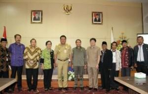 Komisi II DPR RI Apresiasi Pelaksanaan Pilkada Serentak 2017 di Sulut