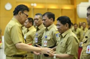 Mantan Sekprov Sulut Dilantik Sebagai Deputi Bidang Pengelolaan Insfrastruktur Kawasan Perbatasan BNPP