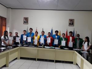 Tolak Plt Rektor, mahasiswa melalui BEM UKIT tetap akui Jopie AT Pangemanan SPd MM sebagai Rektor UKIT