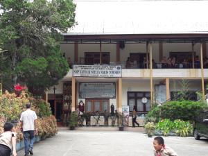 SMP Katolik Stella Maris Tomohon