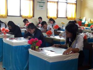 OSN tingkat SMP Kota Tomohon di SMP Negeri 2 Tomohon