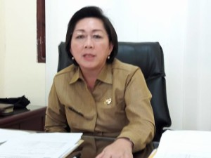 Dr Jukiana Dolvin Karwur, Kadis Dikbud Kota Tomohon