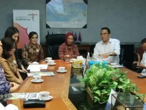 Wali Kota Tomohon menyampaikan terima kasih ke Presiden Joko Widodo atas dukungan penuh terhadap TIFF 2017