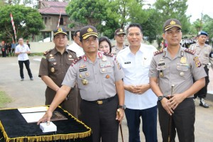 Kapolda Sulut resmikan TAPB Polres Tomohon