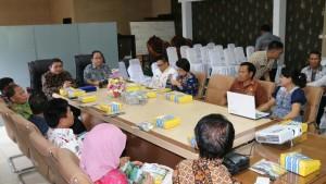 Kunjungan Wakil Bupati Gorontalo ke Kota Tomohon