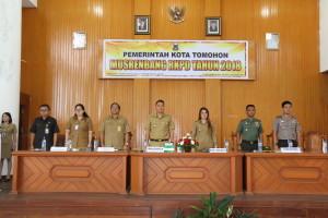 Musrenbang RKPD 2018 Kota Tomohon