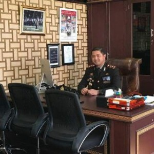 Kapolres Minahasa Selatan (Minsel) AKBP Arya Perdana SH SIK MSi