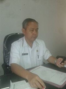 Sekolah Terendam Banjir, KBM SD Inpres Kiniar Sementara Pindah di SD GMIM 3 Kiniar