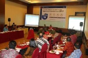 High Level Meeting TPID Sulut yang dipimpin langsung Sekdaprov Sulut Edwin Silangen