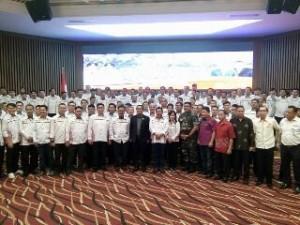 Dilantik Ketua IMI Pusat, Sumendap Targetkan Balap Motor Raih Emas di PON Papua