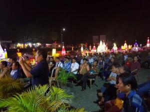 Peserta Rapat Dengar Pendapat (RDP) Senator SBAN Liow di Minahasa Selatan