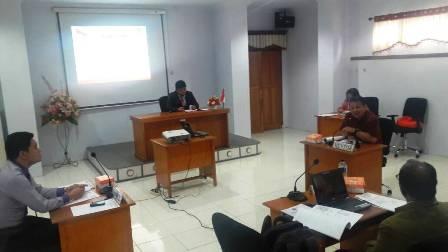 Biro Protokol dan KKP Sulut