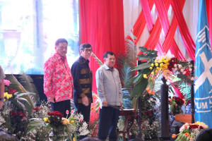 Masyarakat Sulut Hidup Rukun dan Damai, Wapres JK Puji Gubernur Olly