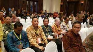 Wali Kota Tomohon Jimmy F Eman SE Ak dan Musrenbangnas 2017