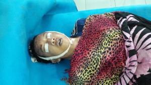 Patrik Pitoy, warga Kelurahan Paslaten Dua Tomohon Timur