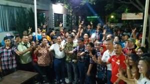 Ahok-Djarot, Relawan Nusantara Bersatu, JWS, Minahasa, Jakarta