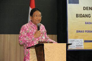 Walikota Bitung Maximiliaan J Lomban SE MSi