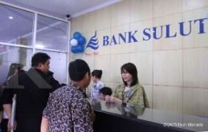 Pelayanan di Bank SulutGo