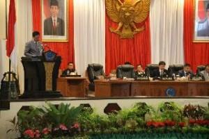 PAD Lampaui Target, DPRD Puji LKPJ Gubernur Sulut