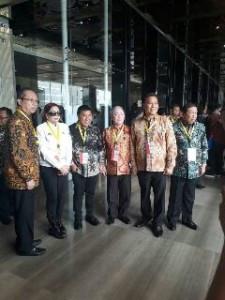 Bupati James Sumendap Hadiri Musrembang Nasional di Jakarta