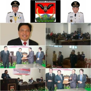 LKPJ 2016 Bupati Minahasa Tenggara Diapresiasi DPRD