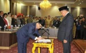 Dilantik Olly, Kwinhatmaka Jabat Kepala BPKP Sulut