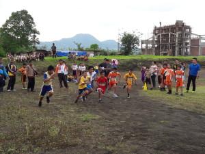 Kejuaraan Atletik siswa yang dilaksanakan PASI Tomohon pekan lalu