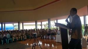 Dirjen Dukcapil RI Canangkan Desa Musi 1 Tertib Administrasi di Talaud
