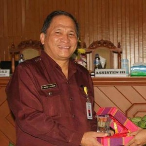 Ir Harold Viktor Lolowang MSc MTh Pimpin Delegasi Indonesia diwakili Tomohon di Goyang Korea Selatan