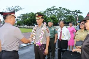Monang Simanjuntak akan menempati jabatan baru di Mabes Polri
