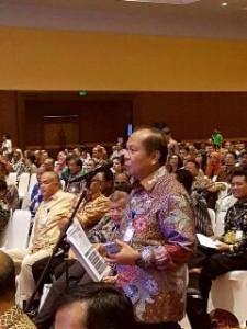 Lomban Curhat Soal Perikanan ke Jokowi
