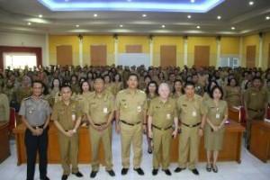 Assesment Calon Kepala SMA/SMK/SLB, Kandouw: Jika Ada Praktik Pungli Segera Lapor!