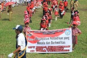 Peringati Hardiknas, Pemkab Mitra Dukung Reformasi Pendidikan