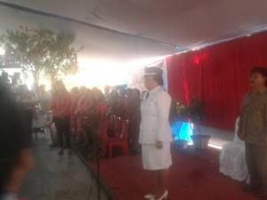 Bupati Minahasa Lantik Deske Kaawoan Hukum Tua Desa Sendangan