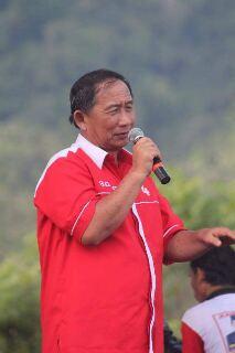 Mantan Walikota Bitung Hanny Sondakh