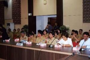 Pangemanan Hadiri Kunker Komisi VII DPR RI ke Sulut