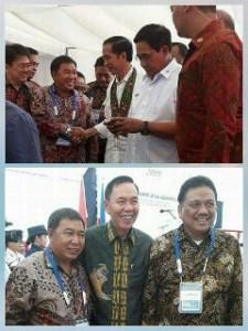 Bupati James Sumendap Dampingi Presiden Jokowi Hadiri KTT ASEAN ke-30 di Filipina