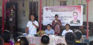 Reses Wakil Ketua DPRD Frangky Lelengboto di Kelurahan Buyungon Kecamatan Amurang
