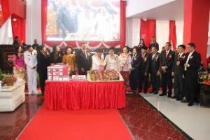 Peringati Hut ke-10 Tahun, Gubernur Sulut Puji Pembangunan di Kabupaten Mitra