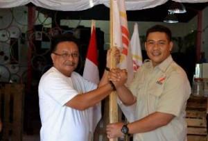 Mantiri Ketua FPTI Kota Bitung
