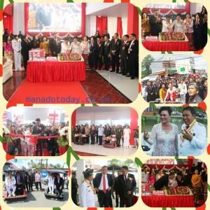 Menginjak Usia ke-10 Tahun, Kabupaten Minahasa Tenggara Semakin Terhebat