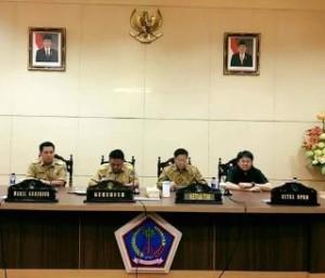 Komisi VII DPR RI Sembangi Pemprov Sulut