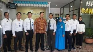Bank Sulut Cabang Malang.