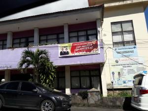 Kantor Dinas Pariwisata dan Diskominfo